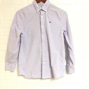 Vineyard Vines Medium 12-14 Button Down